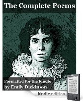 Emily Dickinson - on your Kindle