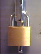 Lock image courtesy of Trevor Blake's Flickr photostream