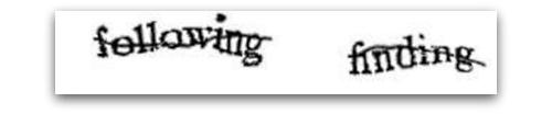 Simple CAPTCHA