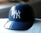 Yankees helmet courtesy of Mr T. in DC's Flickr photostream