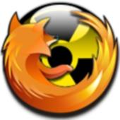 Nuclear Firefox logo