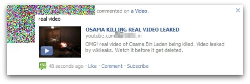 Osama killing real video leaked