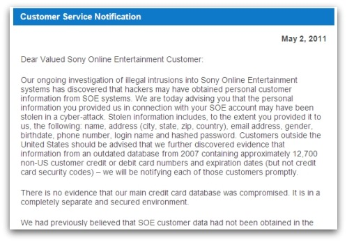 SOE email