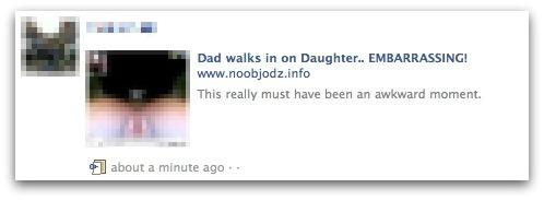 Dad walks in on daughter.. embarrassing!
