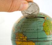 Coin in World bank
