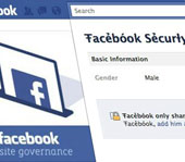 Fake Facebook security