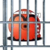 Ika-tako virus behind bars