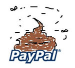 Hacker avatar image defacing PayPal UK Twitter account