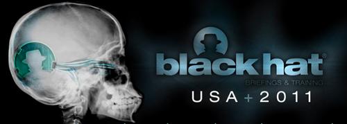 Black Hat 2011 logo