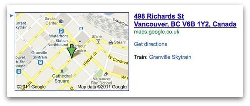 Richards Street, Vancouver