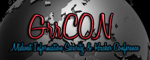 GrrCON logo
