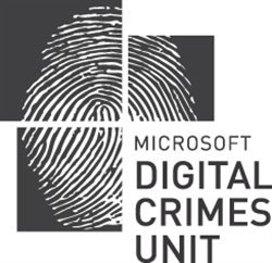 Microsoft Digital Crimes Unit logo