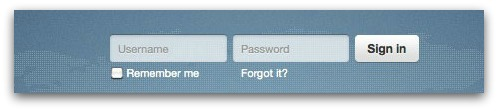 Twitter login username and password