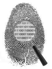Fingerprint binary