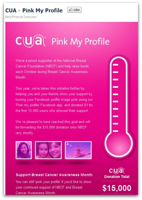 Pink My Profile