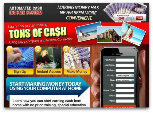 Make money fast website