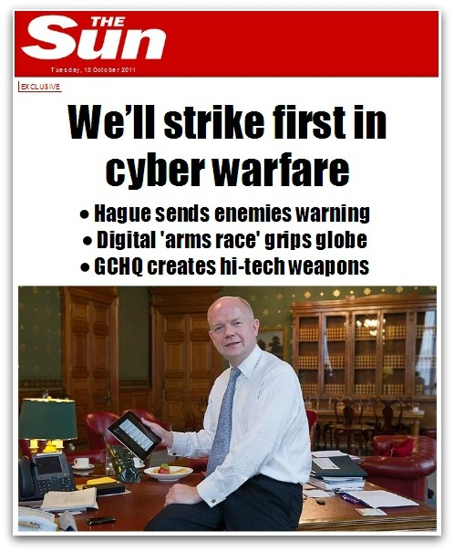 The Sun interview with William Hague