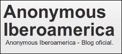 Anonymous Iberoamerica logo