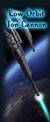 Low Orbit Ion Cannon