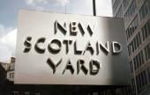 New Scotland Yard entrance
