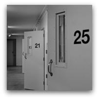 Prison Doors Open 175x175