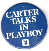 Carter in Playboy