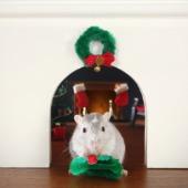 Christmas mouse - 170