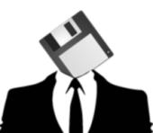 AnonyUpload logo