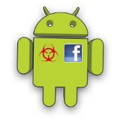 Android malware spread via Facebook