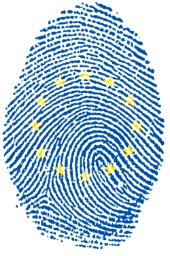 EU thumbprint