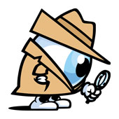 Eye spy image, courtesy of Shutterstock