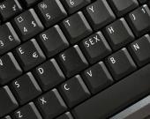Keyboard, courtesy of Shutterstock