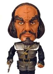 Klingon toy