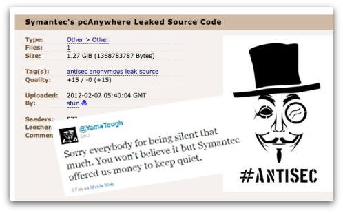 pcAnywhere source code download