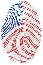 US thumbprint