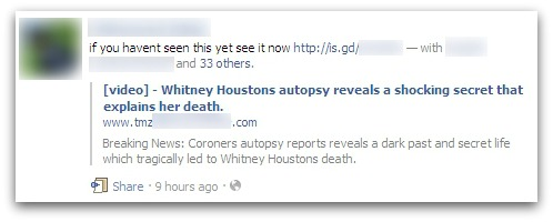 - Whitney Houstons autopsy reveals a shocking secret that explains her death