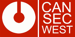 CanSecWest logo
