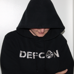 DEFCON hoodie photo