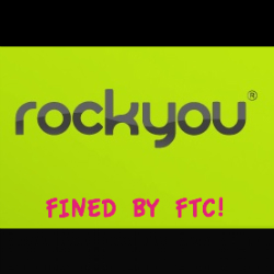 rockyou faces FTC fines