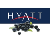 Hyatt and acai berries