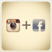 Instagram and Facebook, image by Jonathan360