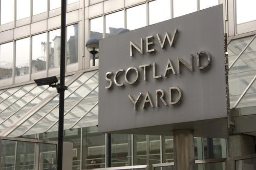 Scotland Yard. Image from Shutterstock