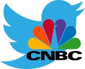CNBC and Twitter
