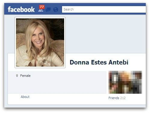 Donna Estes Antebi on Facebook