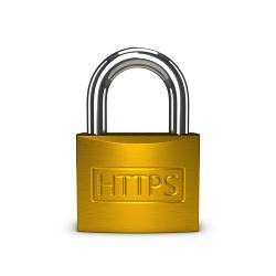 SSL Padlock courtesy of Shutterstock