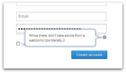 Dropbox responds to password