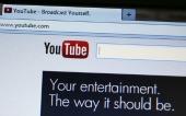 YouTube login, courtesy of Shutterstock