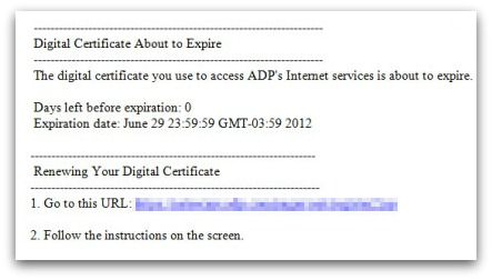 ADP email