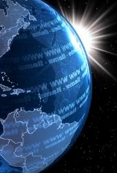 Globe. Image from Shutterstock