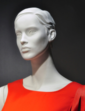 Mannequin. Image from Shutterstock